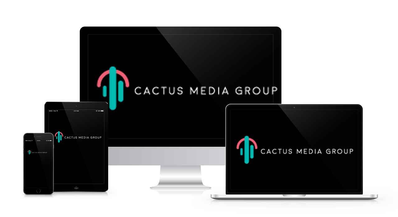 Cactus Media - Website Design